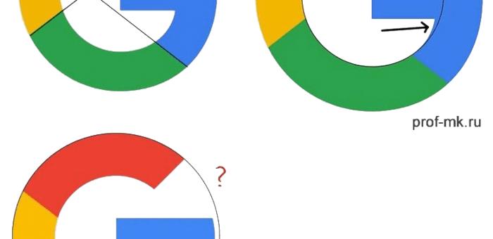 Идеальная окружность Google