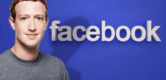 Facebook — новый логотип