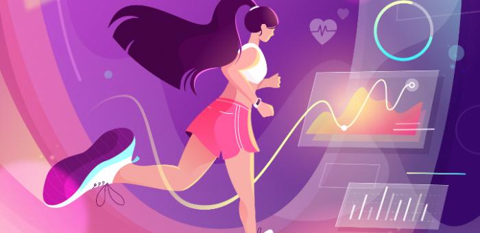 Фитнес-приложения —  лучшие тренды в спорте