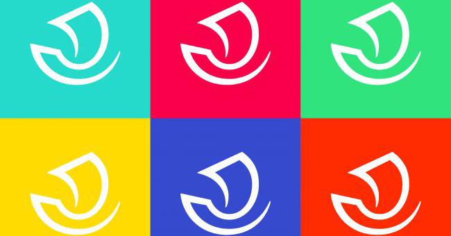 Новый логотип Парижа