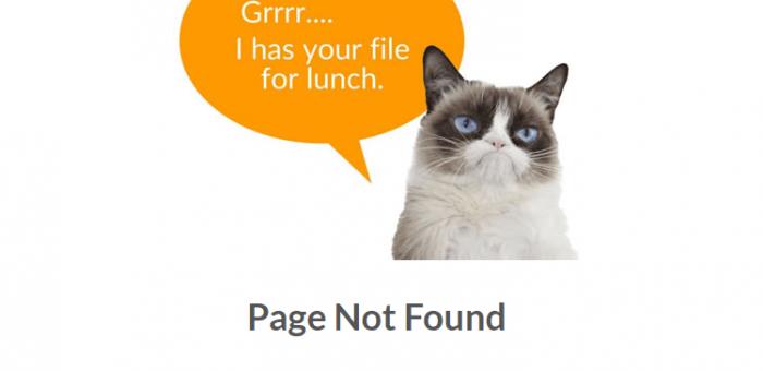 Ошибка 404 — что значит?