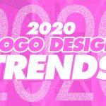 10 трендов логотипов 2020
