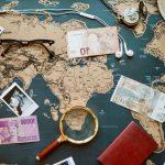 Карта путешествий клиента