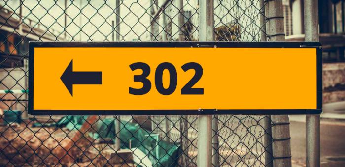 302 редирект: разница от 301